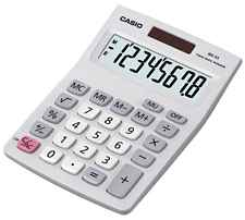 More info on Casio MX-8S Desktop Calculator